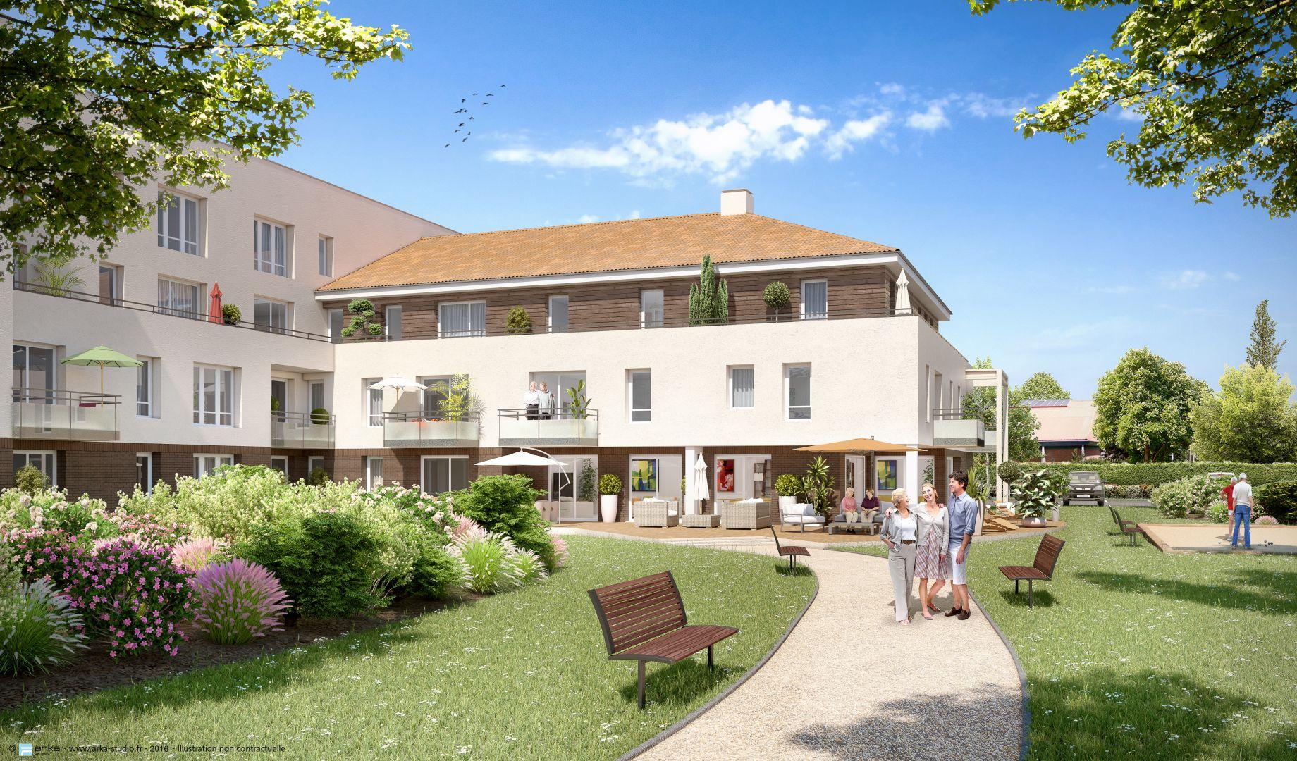le jardin d 39 loa villeneuve d 39 ascq appartements en vente groupe sofim. Black Bedroom Furniture Sets. Home Design Ideas